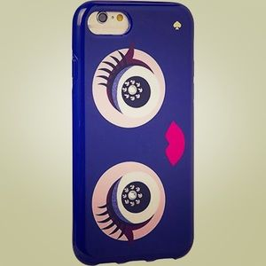 🆕 Kate Spade 👾 Jeweled Monster case iPhone 7 👾